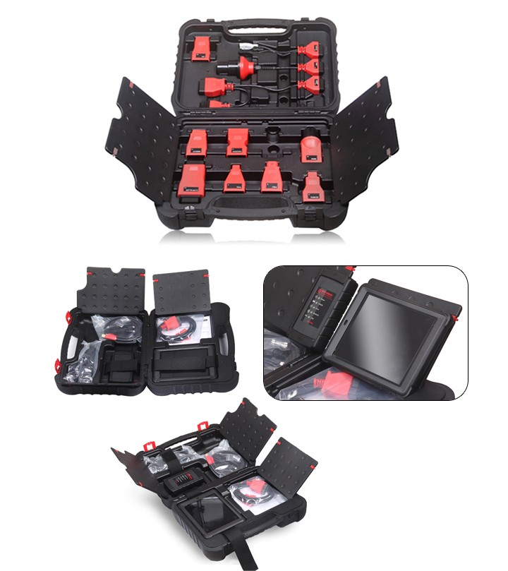 Autel MaxiSys Mini MS905 Automotive Diagnostic Analysis System (Optional: Autel MaxiTPMS TS401 TPMS Tool)