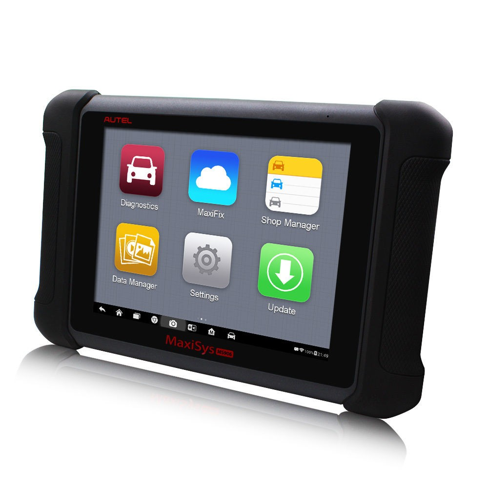 Autel MaxiSYS MS906 Wifi Automotive Diagnostic Scanner Update Online