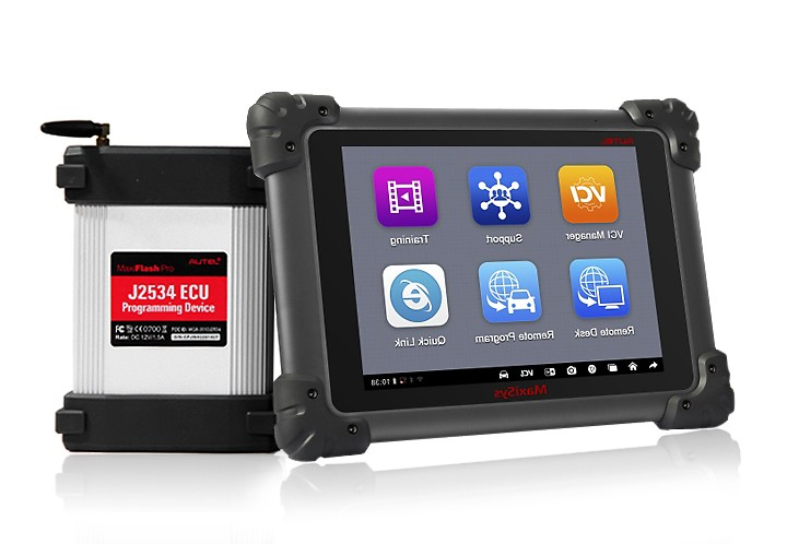 Autel MaxiSys Pro MS908P Automotive Diagnostic & Analysis System (Optional: Autel MaxiTPMS TS601)