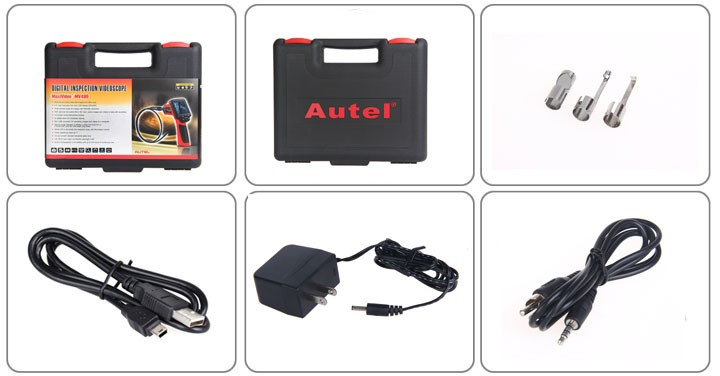 Autel Maxivideo MV208 Automotive Digital Inspection Videoscope Camera