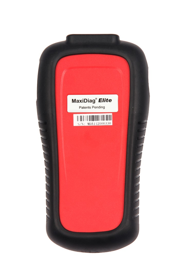 MaxiDiag Elite MD701 with Data Stream Asian Vehicle Diagnostic Tool