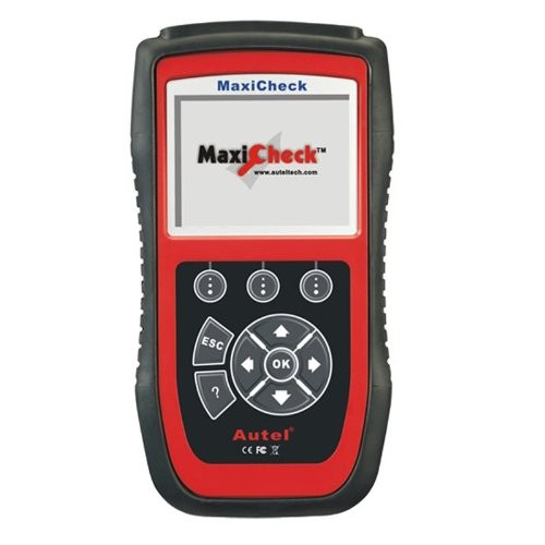 Autel MaxiCheck EPB Brake Pads Replacement and Recalibration Car Diagnostic Tool