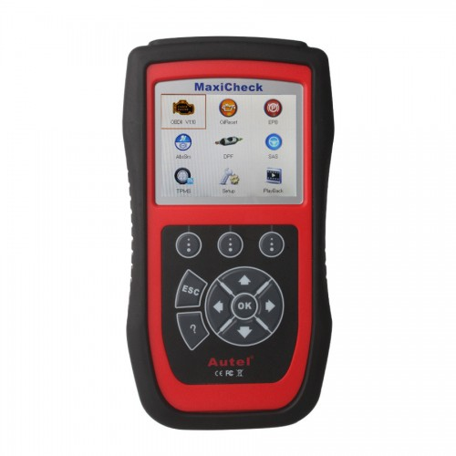 Autel Maxicheck Pro Airbag Epb Abs Srs Sas Tpms Function Special Application Diagnostics Obdii Scanner