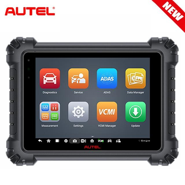 Autel MaxiSys MS919 Advanced Intelligent Automotive Diagnostics Scanner With 5-in-1 MaxiFlash VCMI