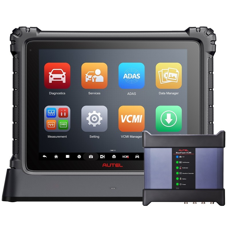 Autel MaxiSys Ultra The Best Intelligent Repair Diagnostic Tool ECU Programming & Coding With Free Gift MSOAK
